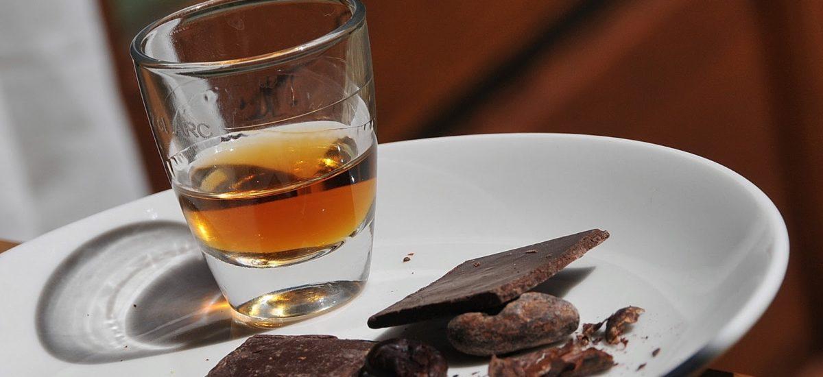 Not only chocolate: quando il cioccolato incontra il rum e vino passito