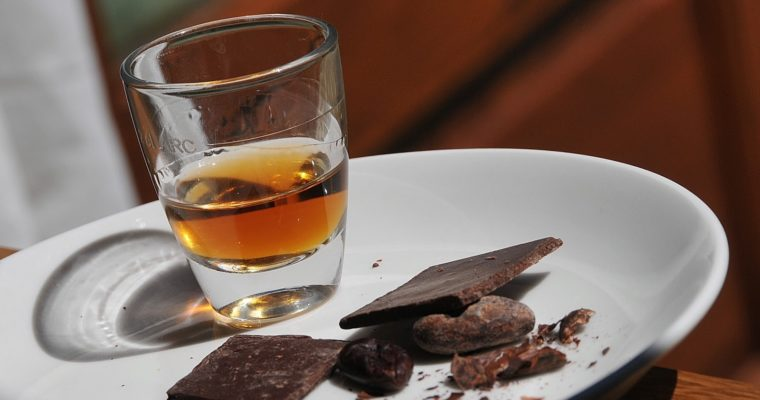 Not only chocolate: quando il cioccolato incontra il rum e vino passito